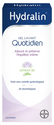 Hydralin Quotidien Gel Lavant 400 ml