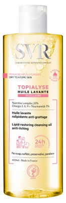 SVR Topialyse Micellar Cleansing Oil 400ml