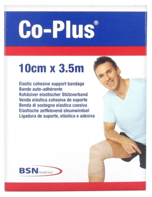 BSN Medical Co-Plus Self-adhesive Tape 10 cm x 3.5 m
