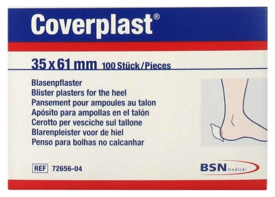 BSN Medical Coverplast 100 Fersenblasenverbände