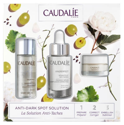 Caudalie Vinoperfect Coffret La Solution Anti-Taches