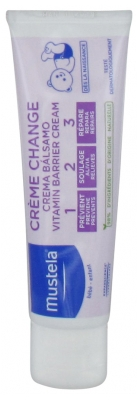Mustela Change Cream 1 2 3 50ml