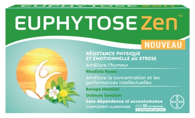 Bayer Euphytosis Zen 30 Tablets