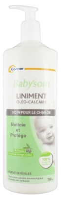 Cooper Babysoin Liniment Oléo-Calcaire 750 ml