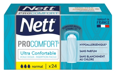 Nett ProComfort 24 Buffers Normal