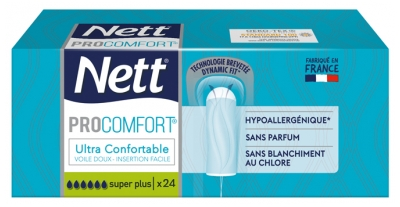 Nett ProComfort 24 Super Plus Tampons