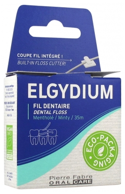 Elgydium Hilo Dental Mentolado 35 m