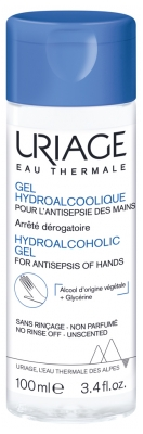 Uriage Eau Thermale Gel Hydroalcoolique 100 ml