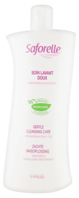 Saforelle Gentle Cleansing Care 500 ml