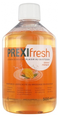 Laboratoire X.O Prexifresh Sabor a Mango Enjuague Bucal 500 ml