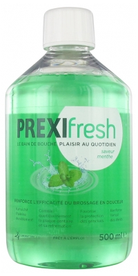 Laboratoire X.O Prexifresh Mint Flavoured Mouthwash 500 ml