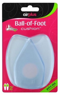 Airplus Ball-Of-Foot Cushion 1 Paire de Semelles