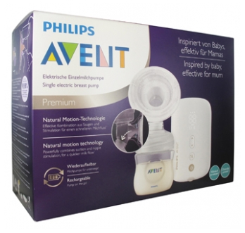 Avent Single Electric Breast-Pump SCF396/11