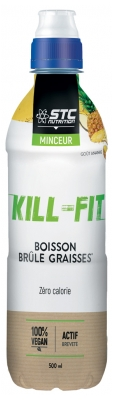 STC Nutrition Kill-Fit Fat Burning Drink 500ml - Fragrance: Pineapple