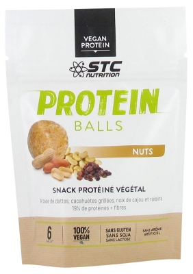 STC Nutrition Protein Balls 42g