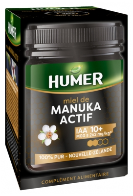 Humer Active Manuka Honey IAA 10+ 250g