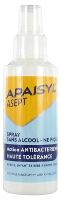 Apaisyl Asept Antibacterial Spray 100ml