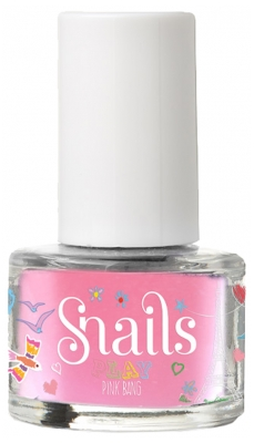 Snails Play Washable Polish for Children 7ml