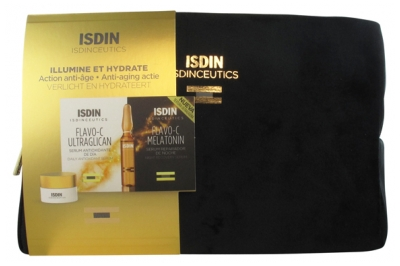 Isdin Ceutics Illumine and Hydrate Kit - Anti-Aging-Wirkung