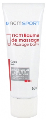 Laboratoire ACM Baume de Massage 50 ml