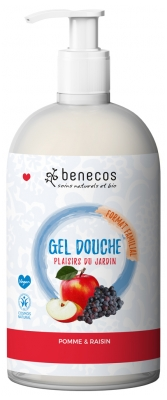 Benecos Apple and Grapes Shower Gel 950ml