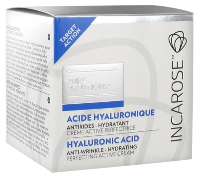 Incarose Pure Solutions Hyaluronic Acid Perfecting Active Cream 50ml