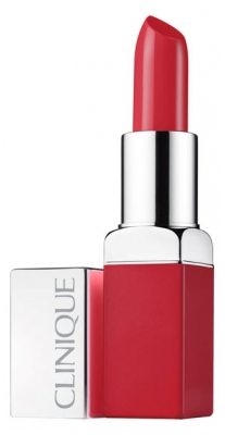 Clinique Pop Lip Colour + Primer 3,9g - Colour: 07 Passion Pop