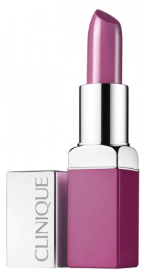 Clinique Pop Lip Colour + Primer 3,9g - Colour: 16 Grape Pop