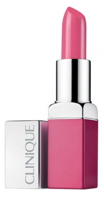 Clinique Pop Lip Colour + Primer 3,9g - Colour: 09 Sweet Pop