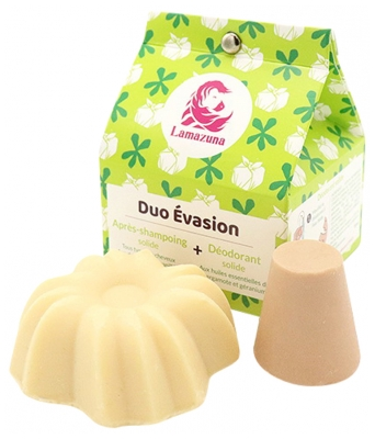 Lamazuna Organic Escape Duo Set