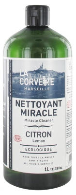 La Corvette Miracle Cleanser Lemon 1L