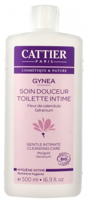 Cattier Gynea Gentle Intimate Cleansing Care 500ml