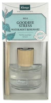 Kneipp Sticks and Fragrance Goodbye Stress Watermint Rosemary 50ml