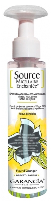 Garancia Source Micellaire Enchantée Micellar Cleansing Water Orange Blossom 100ml