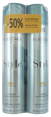 Furterer Style Laque Lot de 2 x 300 ml