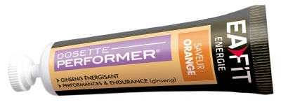 Eafit Energy Performer Pod 25g - Taste: Orange