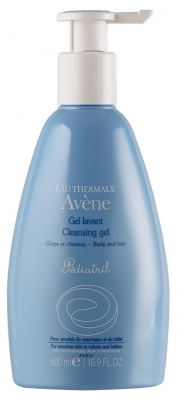 Avène Pédiatril Cleansing Gel Body and Hair 500ml