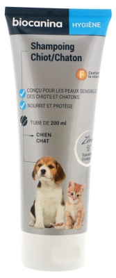 Biocanina Puppy Kitten Shampoo 200ml