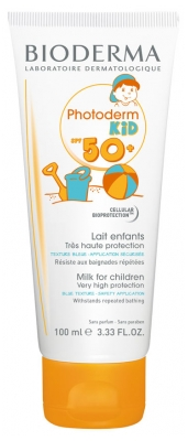 Bioderma Photoderm Kid SPF 50+ Lait Enfants 100 ml
