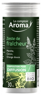 Le Comptoir Aroma Composition for Diffusion Freshness Zest 30ml