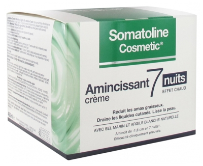 Somatoline Cosmetic Reductor 7 Noches Ultra Intensivo Crema 400 ml