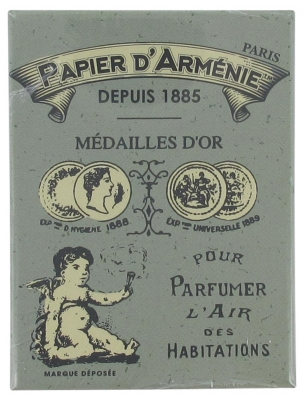 Papier D'Arménie Traditionsbox