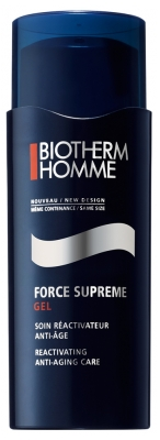 Biotherm Homme Force Supreme Gel Reactivating Anti-Aging Care 50ml