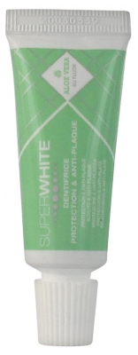Superwhite Toothpaste Protection & Anti-Plaque Aloe Vera 15ml