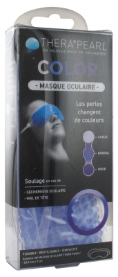 TheraPearl Color Eye Mask