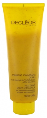 Decléor 1000 Grain Body Exfoliator Grapefruit 400ml