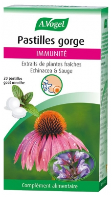 A.Vogel Lozenges Immunity Throat 20 Lozenges