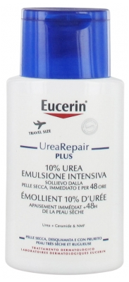 Eucerin UreaRepair PLUS Emollient 10% Urea 100ml
