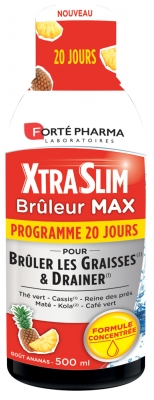 Forté Pharma Xtra Slim Burn Max 500ml