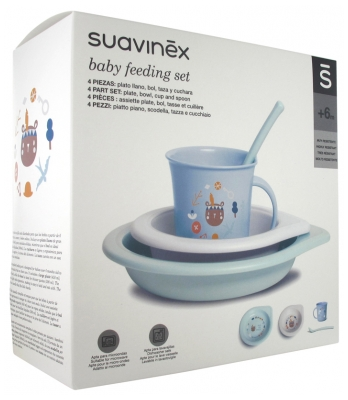 Suavinex Meal Set 6 Months and +